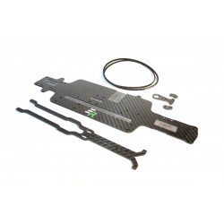 Chassis Kit for Xray T3'11/12 Front Motor Rebuild